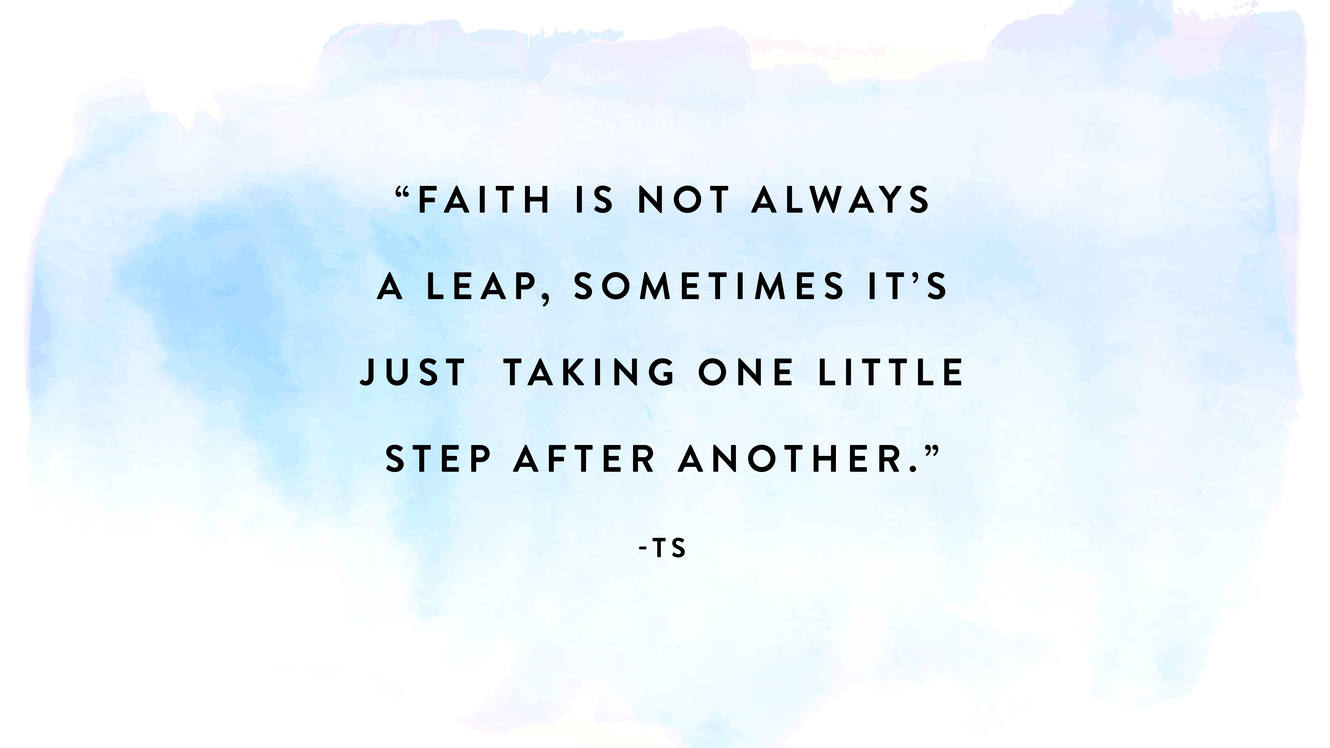 One Step Ahead
